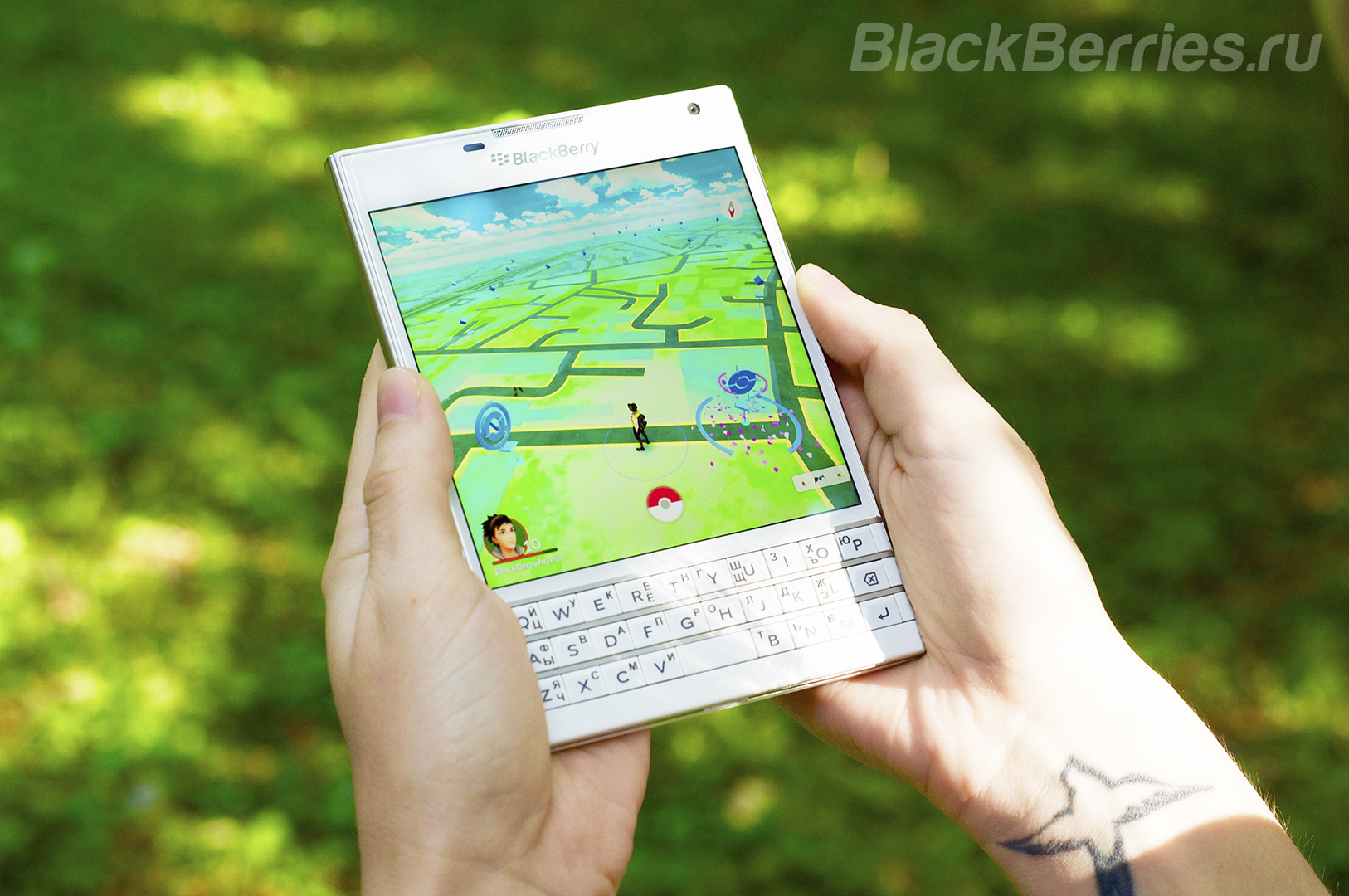 Pokemon-Go-BlackBerry-10
